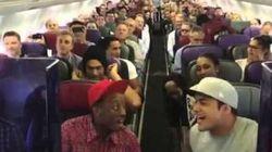 Prendre l'avion avec la troupe du «Roi Lion» c'est pas