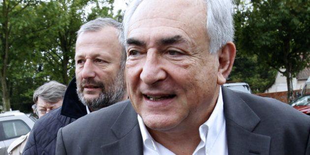 Affaire du Carlton: Dominique Strauss-Kahn conteste le contrôle