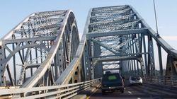 Des travaux d'un mois débutent ce vendredi sur le pont