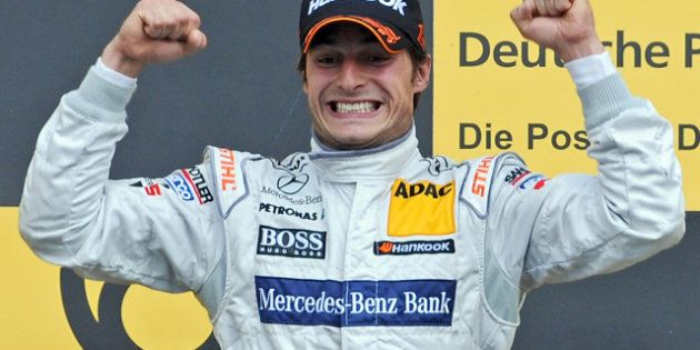 Brands Hatch: Bruno Spengler encore sur le