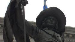 Montréal souligne le 400e anniversaire de Paul de Chomedey, sieur de