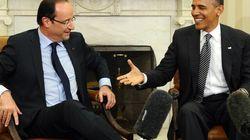 Hollande confirme à Obama qu'il se retire