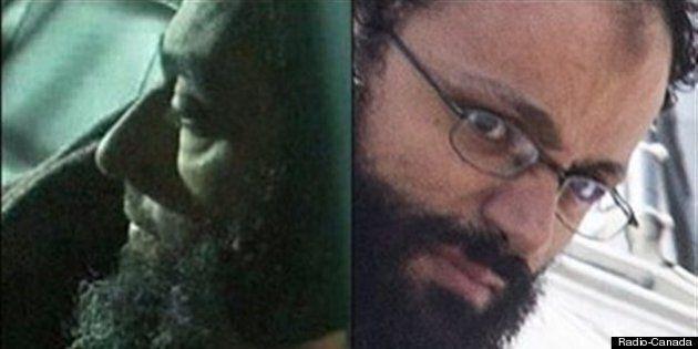 Accusés de complot terroriste, Esseghaier et Jaser comparaissent à