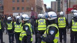 Les manifestations étudiantes ont coûté 4,4 millions $ au