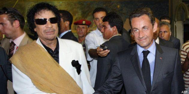 Financement libyen: Sarkozy désigné par l'interprète de Kadhafi