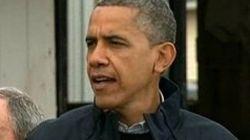 Obama rend visite aux sinistrés de