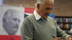 L'écrivain mexicain Carlos Fuentes est
