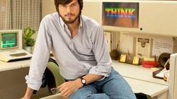 Ashton Kutcher plus vrai que nature en Steve Jobs!