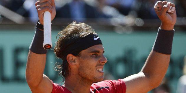 Roland-Garros: Rafael Nadal affrontera Novak Djokovic le dimanche 10