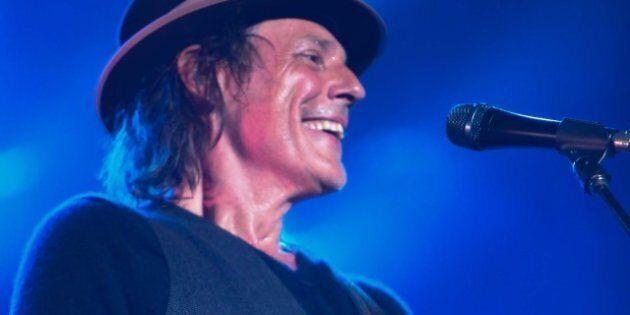 Festival d'été de Québec : Jean Leloup a chanté tous ses succès sur les Plaines