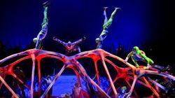 Bell et le Cirque du Soleil partenaires en