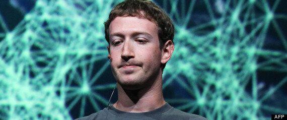Bourse: Facebook chute encore... Une pluie de critiques sur l'entrée en bourse ratée