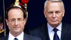 Hollande et Ayrault en état de