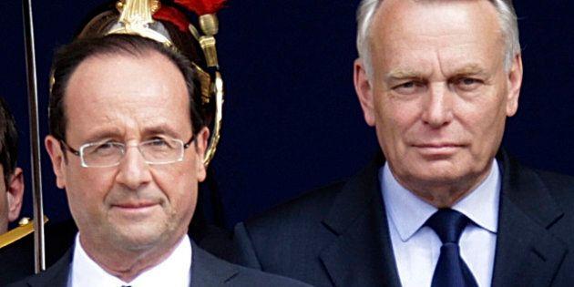 Popularité: Hollande et Ayrault en état de grâce et tout proches de Sarkozy et