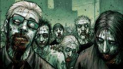 Le virus des cannibales zombies gagne la