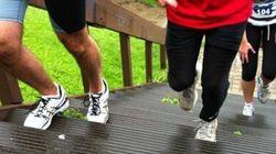 Défi des escaliers : participation record malgré la