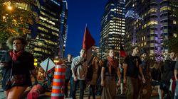 38e manifestation nocturne et tintamarre sur fond d'échec des négociations