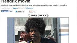Premiers ennuis pour le film sur Jimi Hendrix