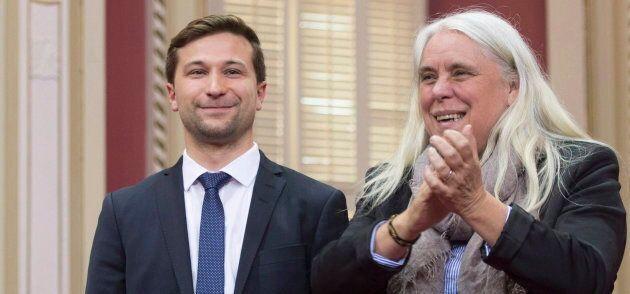 Québec: les trois chefs se préparent à jouer leur avenir politique en