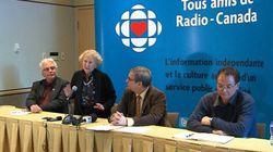 Radio-Canada part en