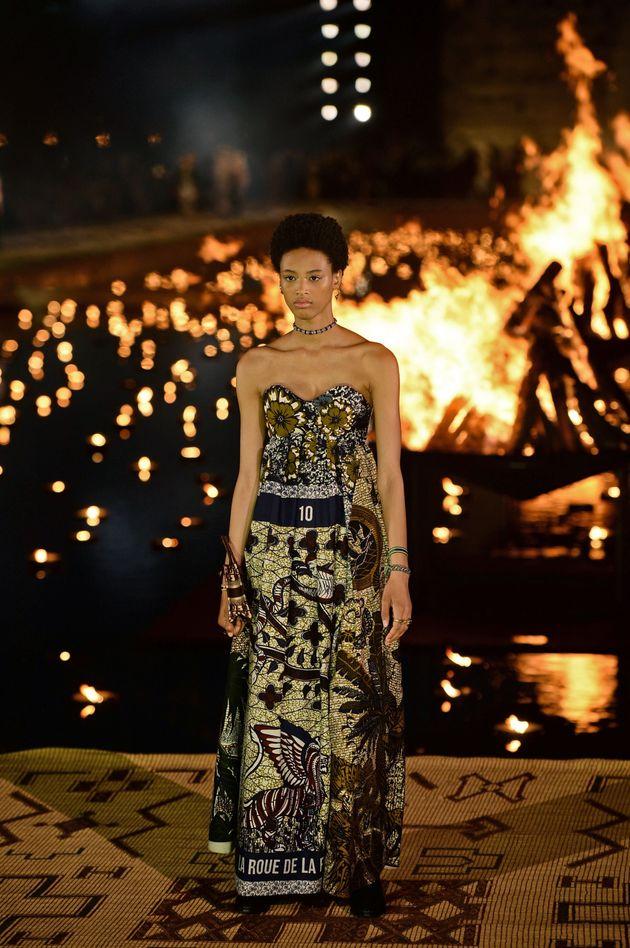 Dior incontra il Marocco, una sfilata inno