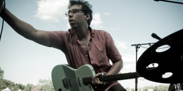 Julien Sagot, le batteur de Karkwa, lance Piano mal, album
