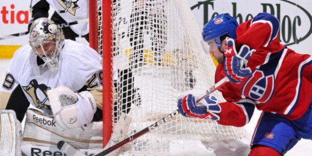 Le Canadien bat les Penguins 3-2 en l'emportant en tirs de