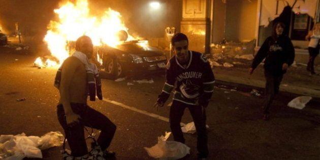 Émeute à Vancouver: des suspects supplémentaires