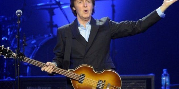 Paul McCartney offrira une prestation en direct sur iTunes jeudi