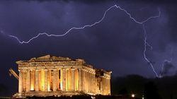 Grèce: la déesse Europe va