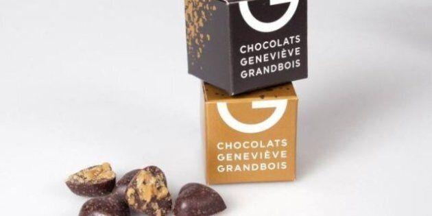 Les chocolats Geneviève Grandbois donnent de l'amour avec le Mouvement du