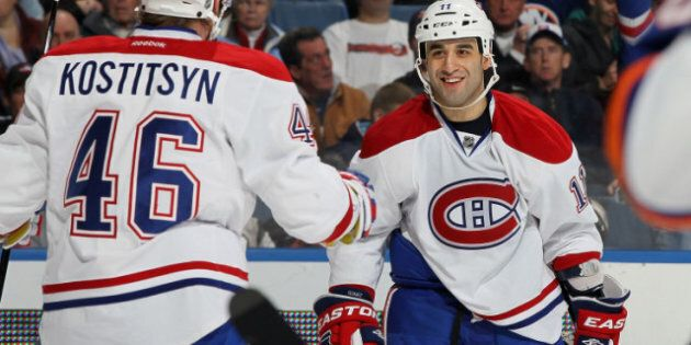 Scott Gomez: un but qui fait