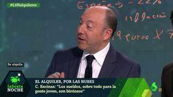 El aplaudido tuit personal del economista Gonzalo Bernardos:
