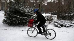 Le vélo en hiver, c'est plus que