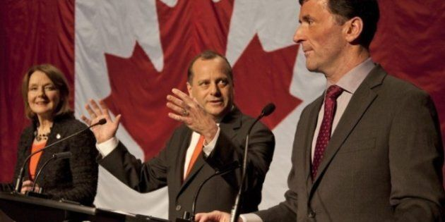 Leadership du NPD: un débat qui révèle des différences entre les