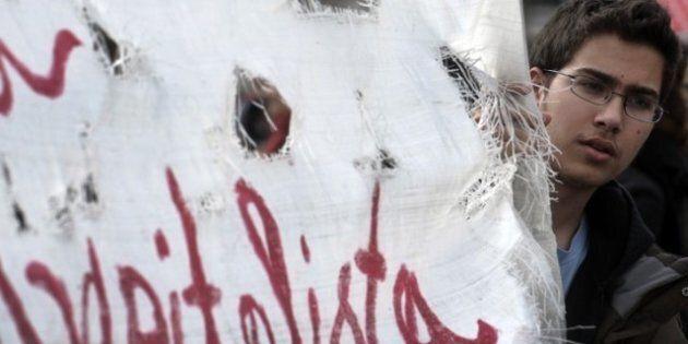 Grèce: des milliers de manifestants devant le