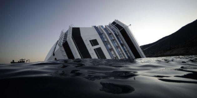 Costa Concordia: des opérations de pompage du carburant ont
