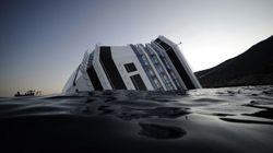 Costa Concordia: à la