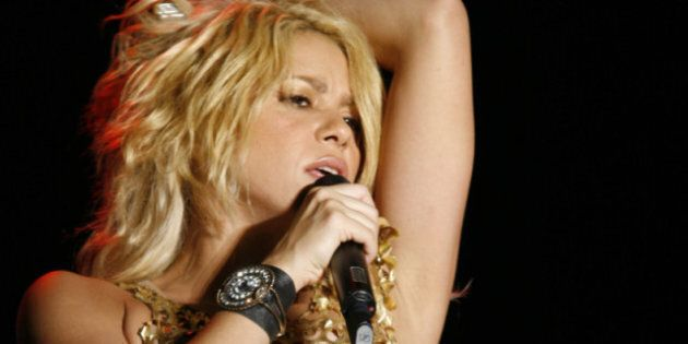 Shakira attaquée par un lion de