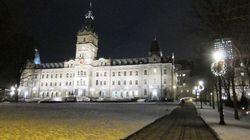 Québec, une capitale en