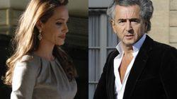Quand Angelina Jolie invite Bernard-Henri