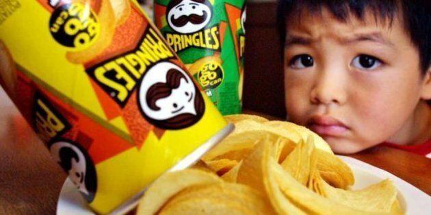 Kellogg rachète Pringles à Procter &