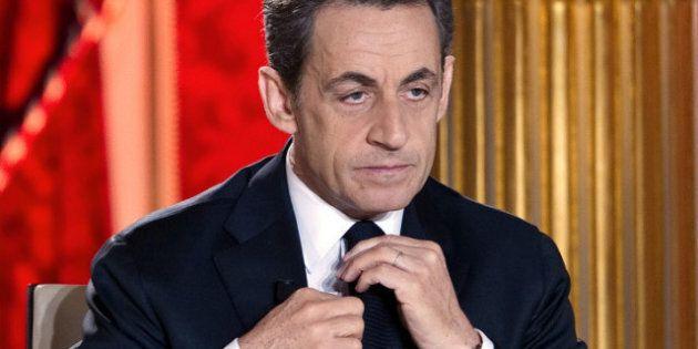 Sarkozy candidat: sa journée d'annonce en