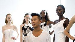 Défilé numérique disponible sur Internet pour la Fashion week de New
