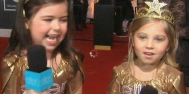 (VIDÉO) Sophia & Rosie s'en vont aux