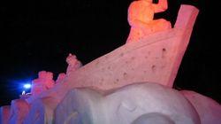 Festival du Voyageur: vive la