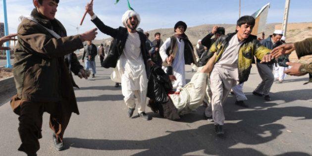 Afghanistan : deux conseillers de l'OTAN tués dans une