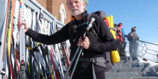 Traversée de la Gaspésie en ski de fond: un jour de plus sur place à cause de la