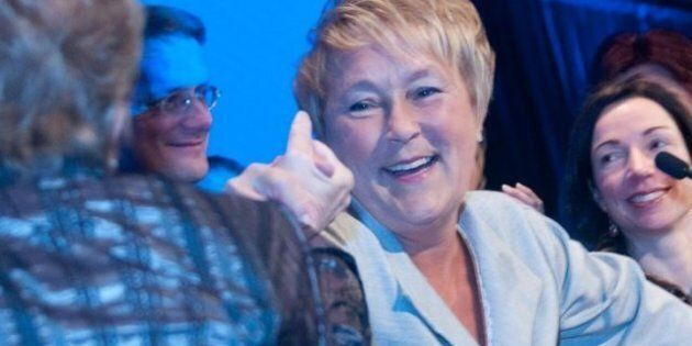 Le Parti québécois majoritaire, selon un nouveau