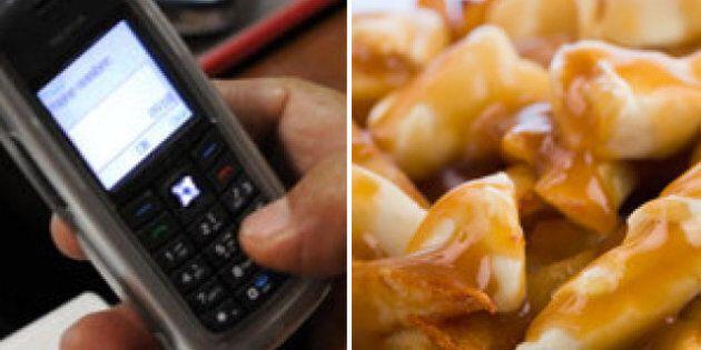 Un cellulaire lié aux appels frauduleux a appelé l'entreprise engagée par le